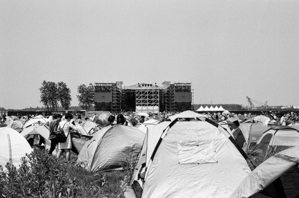 -598-1024x679-1024x679 Black and White film photography at Changjiang International Music Festival