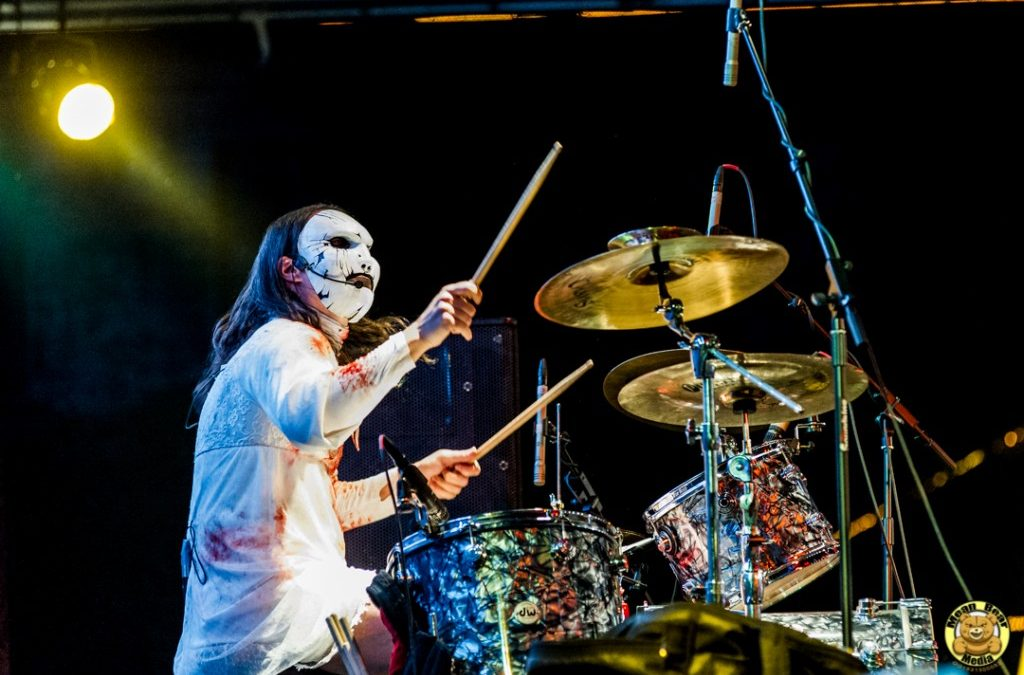 Top 5 drummer photos for 2015 in China