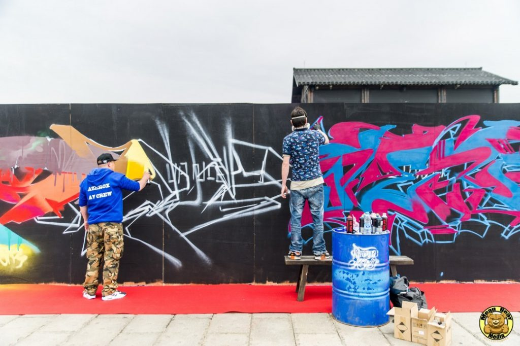 14925438_10211026763453286_4903227421711434204_n Changzhou Dragon Hiphop and graffiti festival
