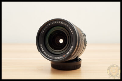 Fujifilm XF 18-55mm  f2.8-4.0 Review