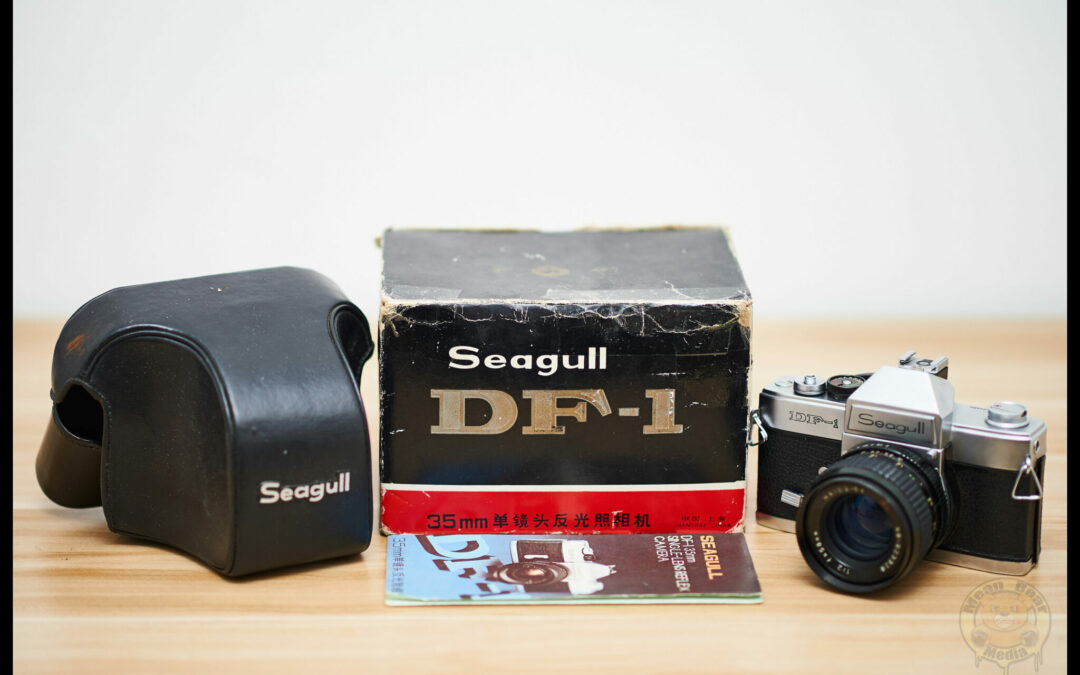 Seagull DF-1 camera review