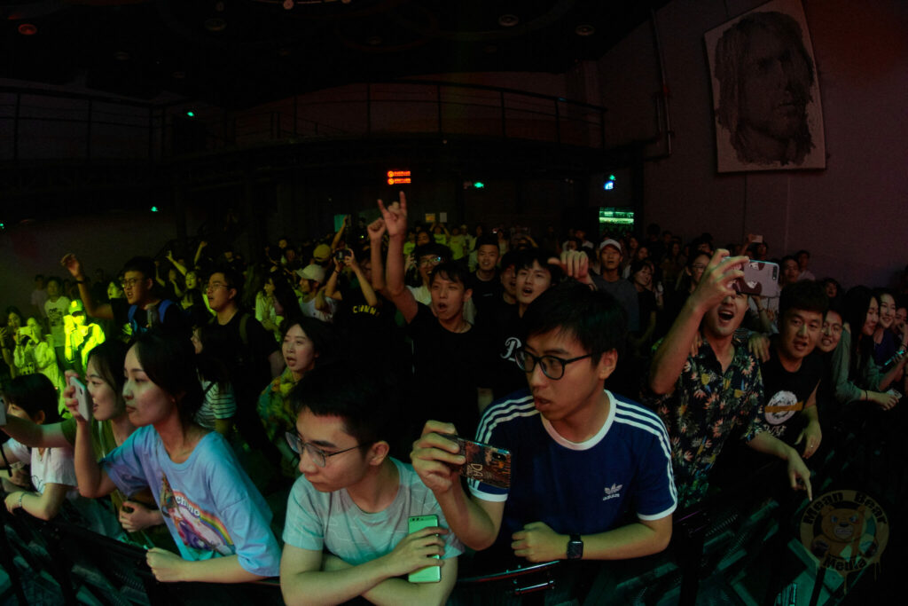 NDF_6254-682x1024 冷冻街乐队 playing at Ola Livehouse in Nanjing China 2019