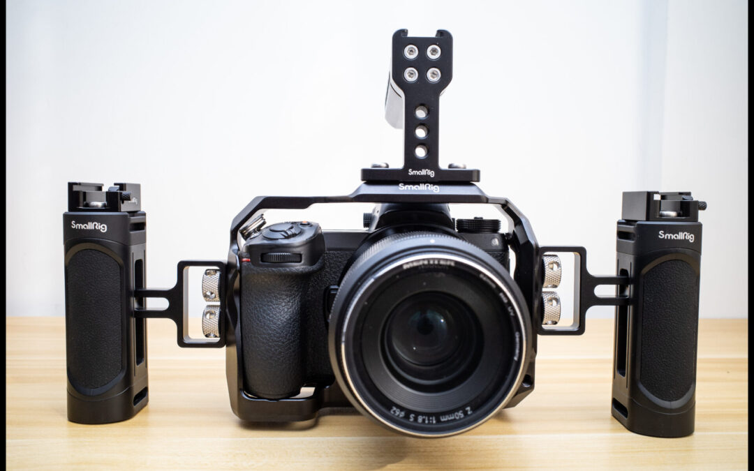 Smallrig video gear